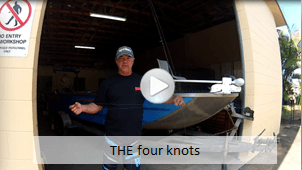 the four knots you need to know for barramundi fishing